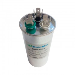 COMFORMATIC DUAL RUN CAPACITORS 370-450VAC