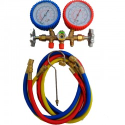 Manifold Set with Hoses